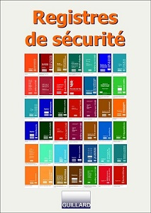 Z  KIOSQUE GUILLARD Publications - REGISTRES DE SECURITE - Avril 2020