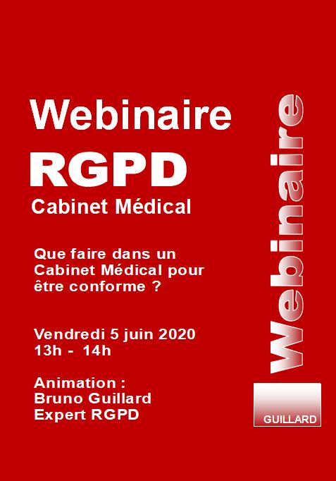 Présentation RGPD Cabinet Médical - Guillard Publications