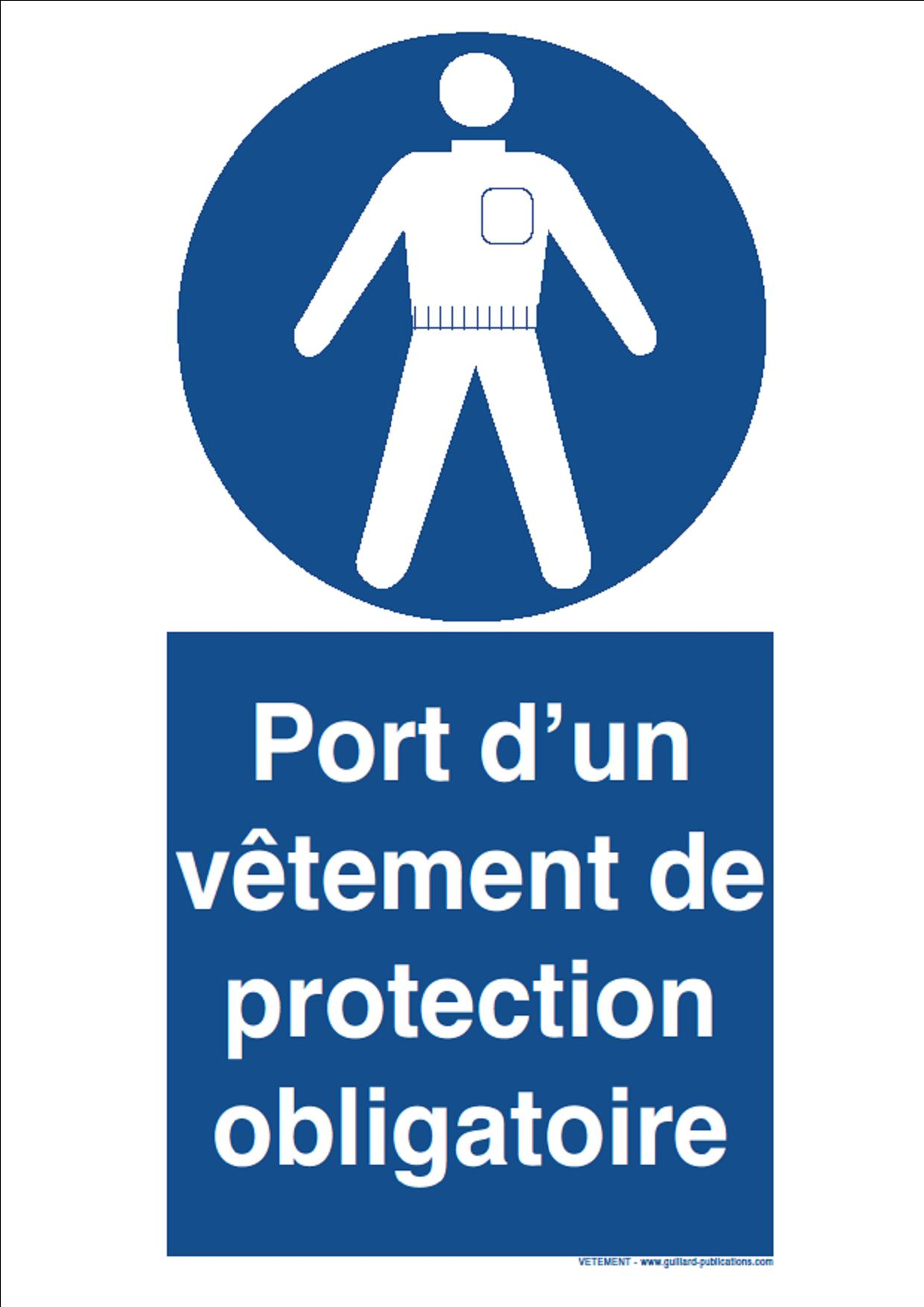 PROTECTION INDIVIDUELLE - VETEMENT