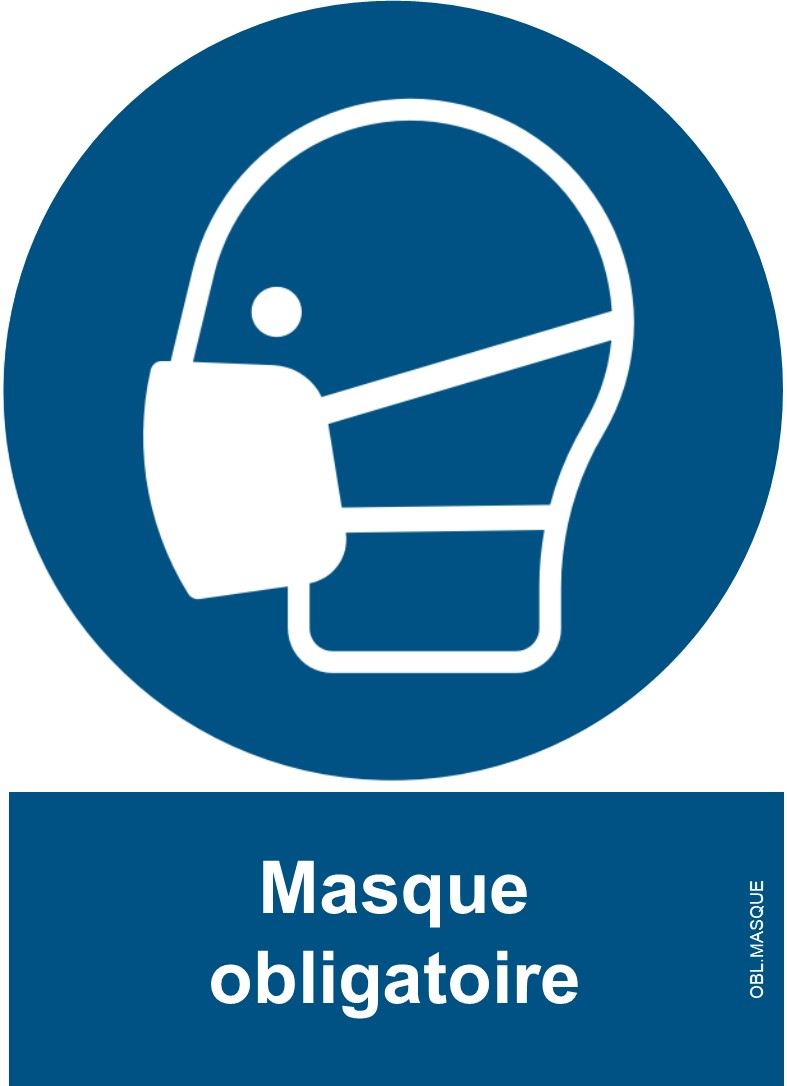 masque medical anti grippe