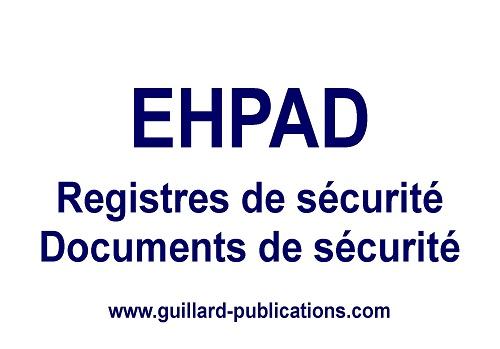 EHPAD - MAISON DE RETRAITE