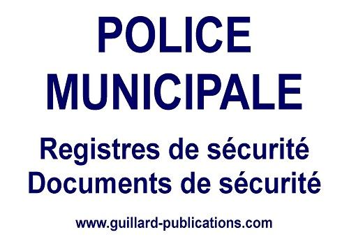 POLICE MUNICIPALE - CSU
