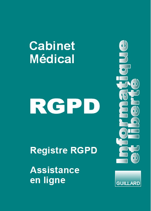 Registre RGPD CABINET MEDICAL ET PARAMEDICAL (CNIL NS 50) - RGPD.CABMED